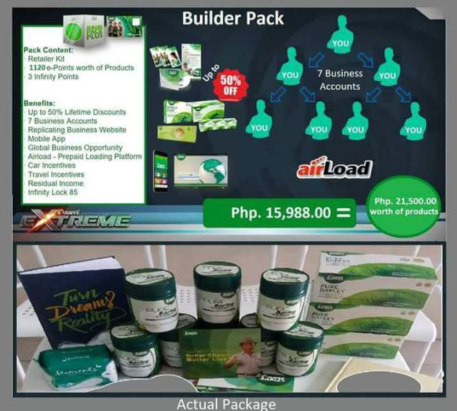 Builder Pack