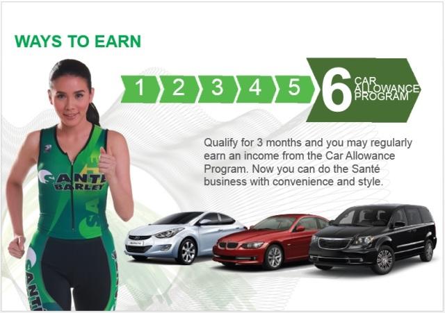 car allowance