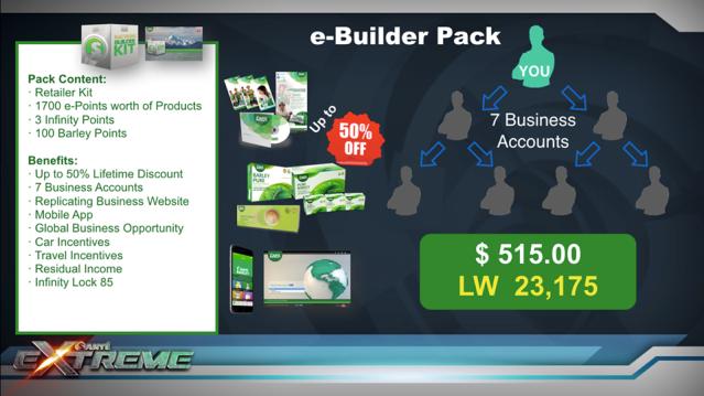e-Builder Pack