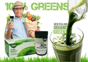 100% Greens